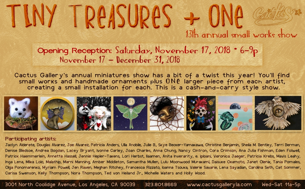 Tiny Treasures 2018